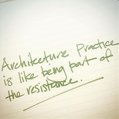 Handwritten Architecture