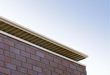 North Fitzroy Extension - photo of roof detail