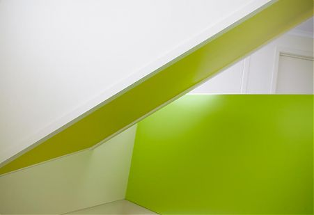 North Fitzroy Apartment - abstract photo of staircase abstract