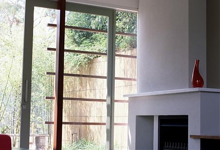North Fitzroy Renovation - photo of fireplace